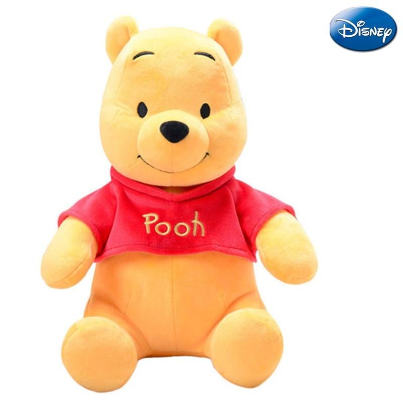 30/40 cm original Disney Winnie the Pooh plush toy cute soft plush animal plush cute anime birthday children's toy gift boy girl
