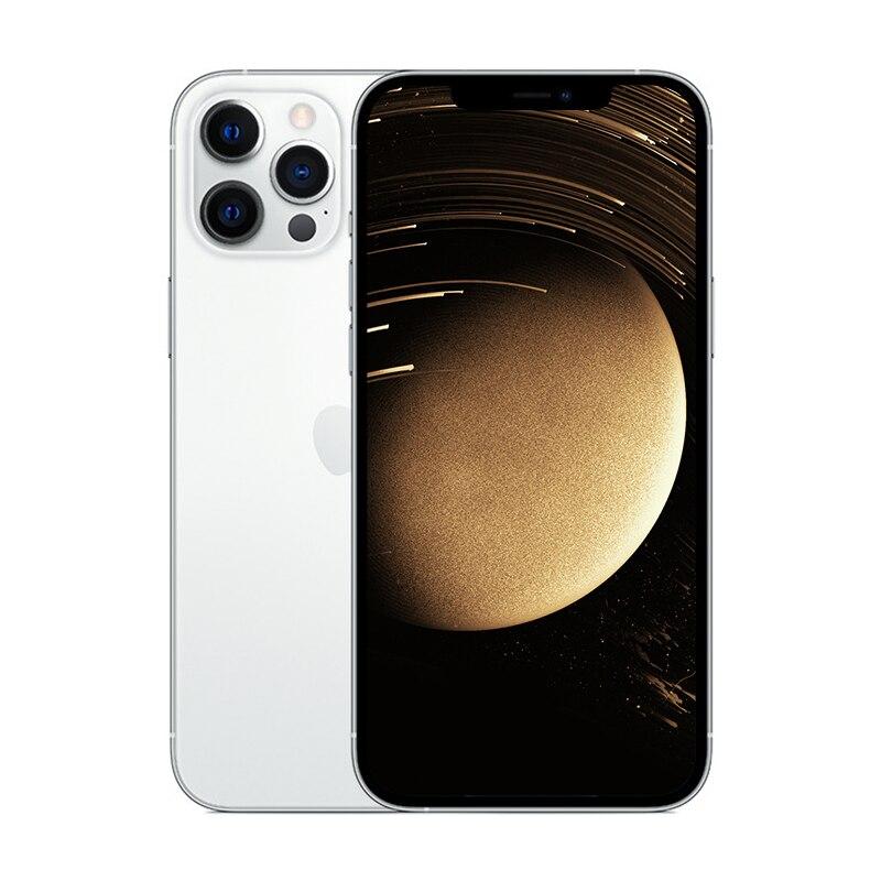 Перейти на Алиэкспресс и купить Разблокированный б/у Смартфон Apple iPhone 12 Pro/iPhone 12, скидка 6,1 дюйма/6,7 дюйма, XDR дисплей, чип A14, тройная камера 12 МП