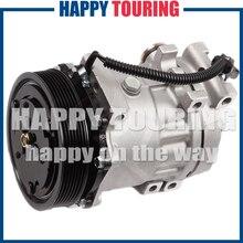 SD 7H15 compresor de CA para Dodge Dakota 5.2L 96-99 para Dodge Dakota 5.9L 98-01 55055540AC 55055 4849040AD 04849040AD AP10400201L