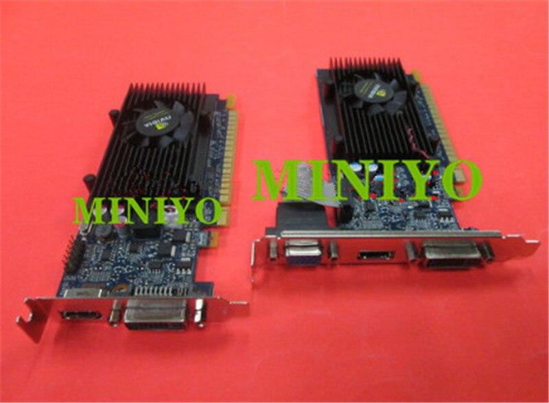 Video Card NVIDIA GeForce GT720 2G DDR3 DVI VGA HDMI PCI-E FULL Low profile Graphics Card NEW