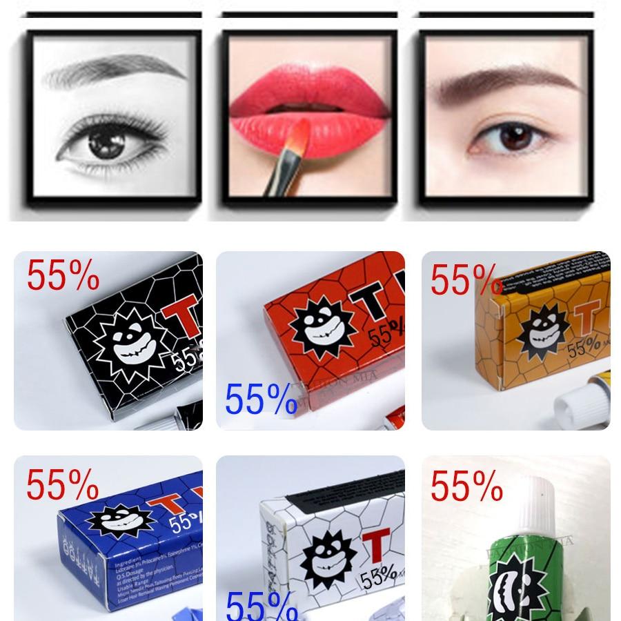 Hadiyah NEW tktx 55% Original Mithra JPRO Ointment Microblading Tattoo Supplies Free Shipping