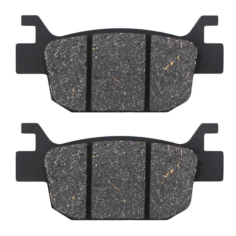 Motorcycle Rear Brake Pads for HONDA SH150 SH 150 Injection 2010-2013 NSS250 NSS 250 Forza 2005-2008 NSS300 NSS 300 2014