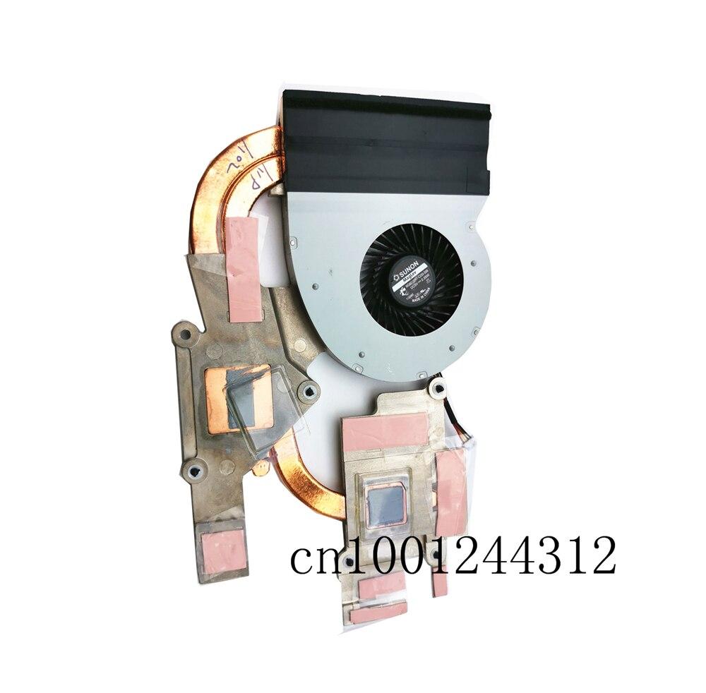 مروحة وحدة المعالجة المركزية الأصلية Lenovo Thinkpad Y500 Y510P ، 90202002 ، جديد