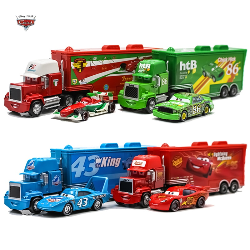 1 24 diecast model for naveco iveco nj2046 army truck green alloy toy car miniature collection gifts van Cars 2 mcqueen cars boy toy alloy truck model Jackson Storm Mater diecast car collection cars Disney Cars toy cars for children