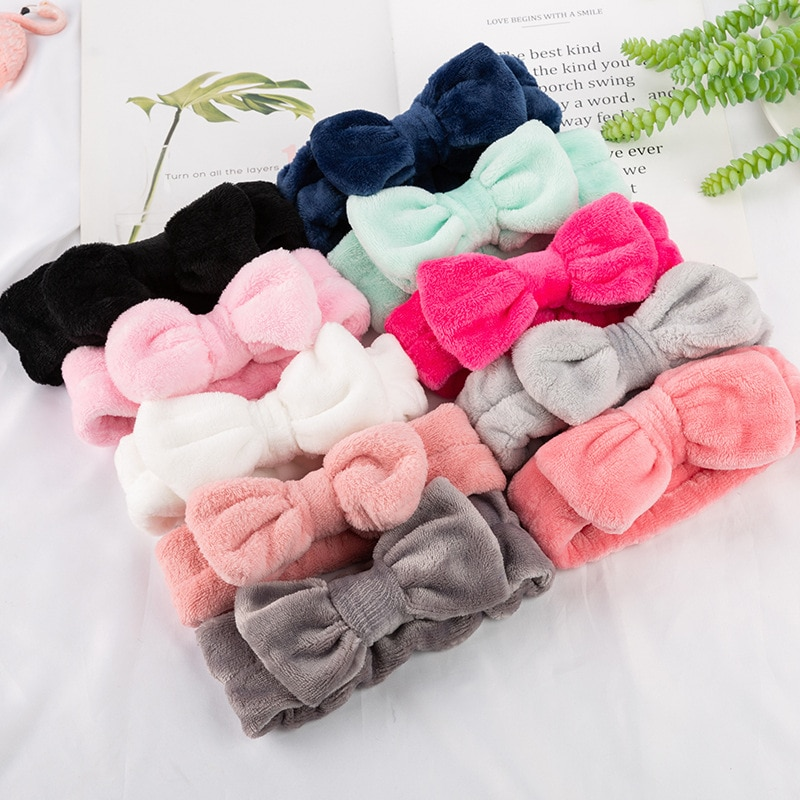 coral-fleece-soft-headband-cross-top-kont-hairband-elastic-hair-band-for-women-girls-wash-face-turban-headwear-hair-accessories