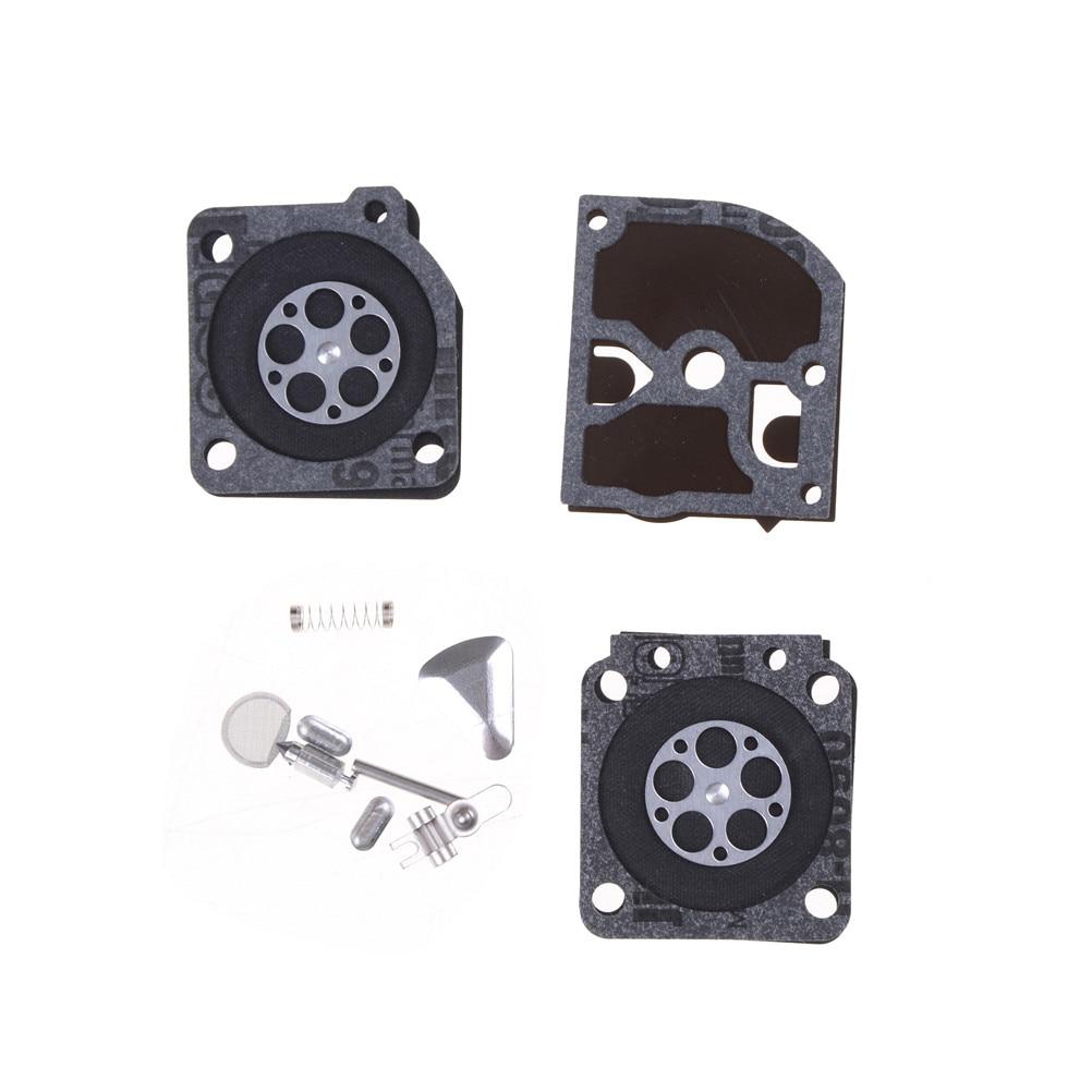 Alta qualidade kit de reparo do carburador carb reconstruir ferramenta gaxeta conjunto para stihl 1129 1137 020t ms192/200 zama RB-69