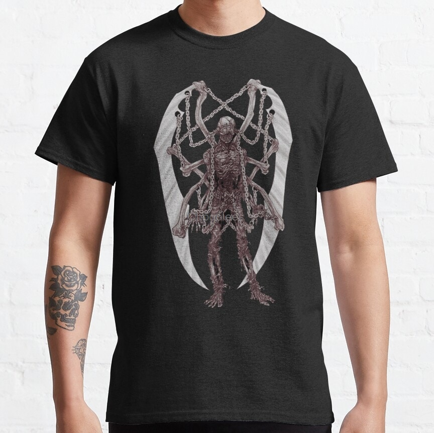 Camiseta de mega die skeleton para hombre y mujer, camisetas completas
