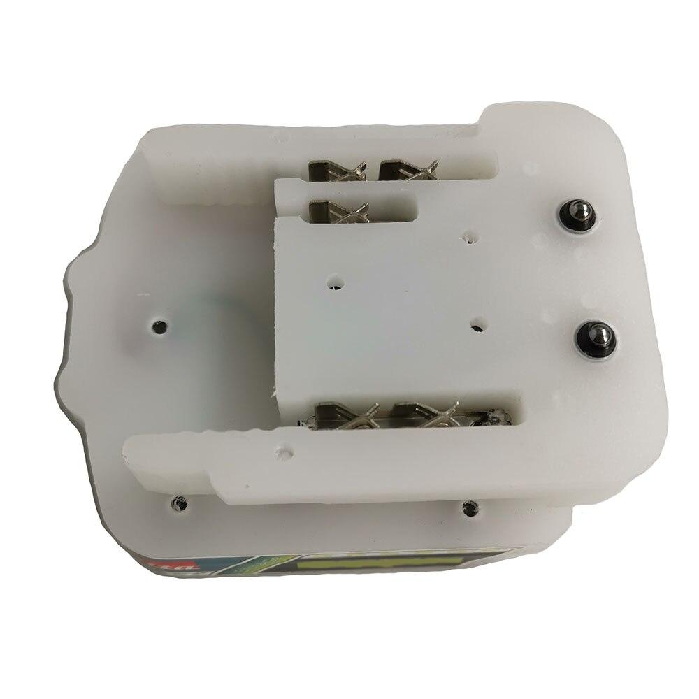 Адаптер для электроинструмента электрическая дрель отвертка конверсионная головка для станка MAKITA body to for O WORX Orange battery