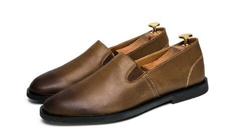 ZY676 305 الصيف الترفيه الحظ تنفس أحذية رجالي
