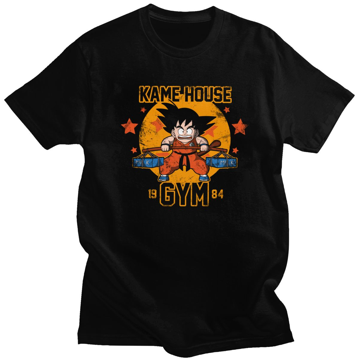 Grappig Dragon Ball Z Super Zoon Goku T-shirt Mannen Korte Mouwen Saiyan Gym Tshirt Vintage Japan Anime T-shirt Katoen tee Tops Gift