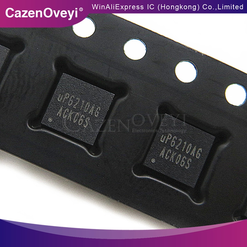 2 pçs/lote UP6210AG QFN-24 Chipset Em Estoque