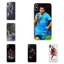 Luís Suarez España estrella de fútbol suave Teléfono para Xiaomi Redmi Nota 8 8A 8T 10 K30 5G Pro para Motorola G G2 G3 G4 G5 G6 G7 Plus