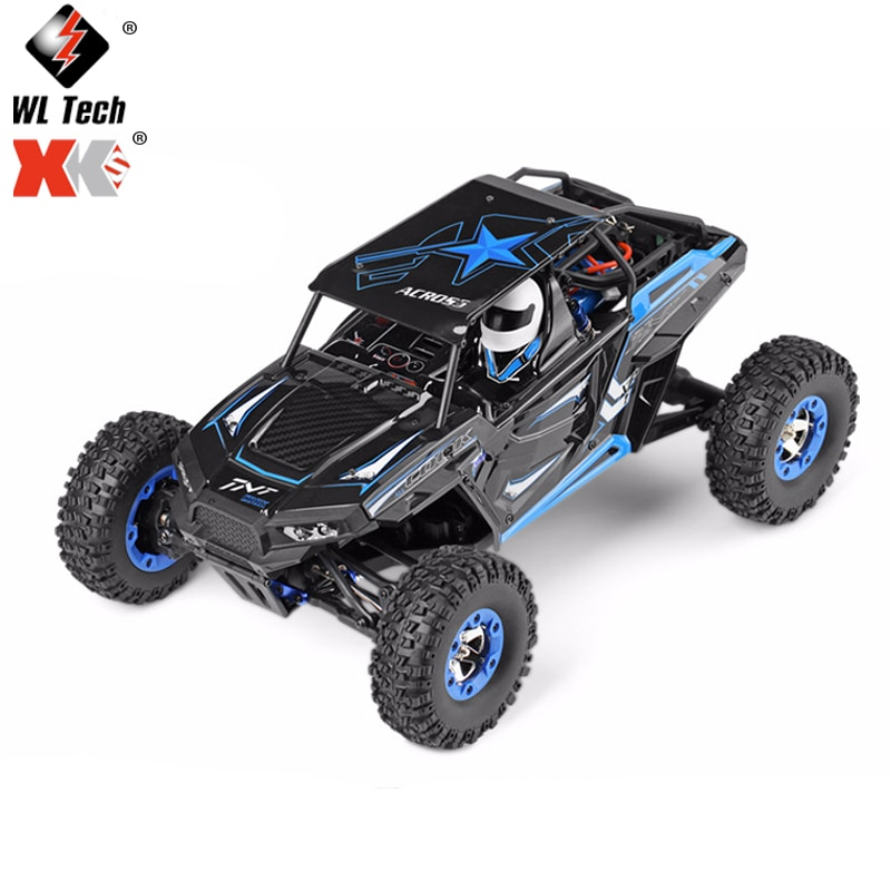 2021 NEW 12428 1:12 Scale RC Car Electric 2.4G 4WD High Speed Off-Road Fast Remote Controlled Large Truck Remote Control Car Toy enlarge