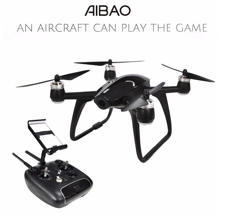 (In Stock ) Original Walkera Aibao With F8E Transmitter 4K HD Camera APP Virtual Racing WIFI FPV RC