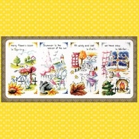 g20 stich cross stitch kits craft packages 100 cotton fabric floss counted new designs needlework embroidery cross stitching