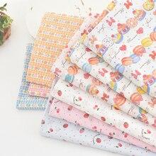 110cmX50cm/pcs Japanese imported TC polyester fabric Princess sweet Lolita Dress Baby Clothes shirt