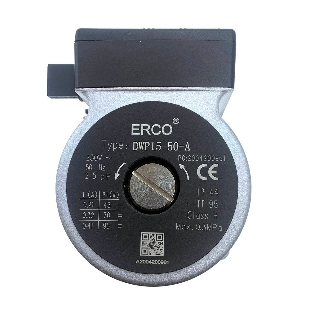 ERCO DWP-15-50-A الغاز المرجل المياه تداول مضخة موتور KS90299038 ل Koreastar برافو و NEVA لوكس
