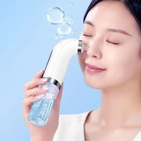 facial scrubber non irritating safe smooth electric pore cleaner for home intelligent control facial scrubber blackhead remover