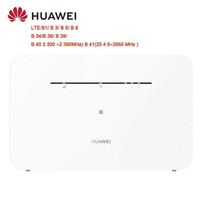 إفتح هواوي 4g واي فاي راوتر B311B-853 LTE راوتر بطاقة Sim راوتر واي فاي 150Mbps نقطة الوصول NFC راوتر لاسلكي