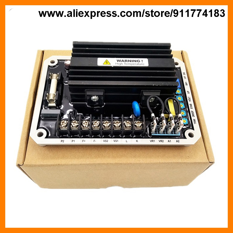 EA16 EA16A Mecc Alte AVR المولد جزء مولد الديزل المولد منظم جهد كهربائي أوتوماتيكي