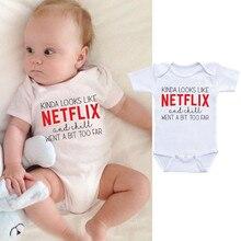 Одежда для новорожденных, одежда с коротким рукавом для мальчиков и девочек, хлопковые комбинезоны, летние белые комбинезоны для детей 0-24 м...