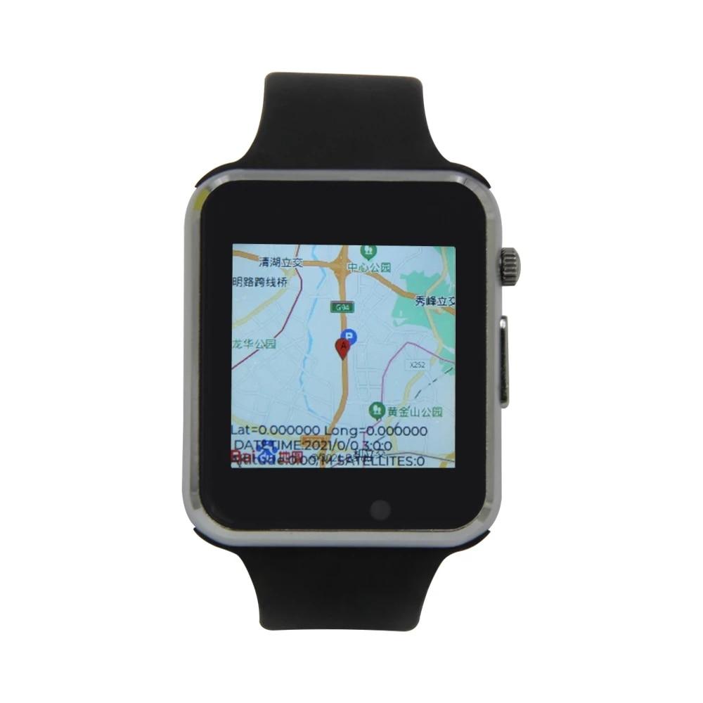 LILYGO®T-WATCH-2020 V2 GPS IPS بالسعة اللمس شاشة ESP32 WIFI بلوتوث الاهتزاز موتور ثلاثة محاور التسارع عداد الخطى