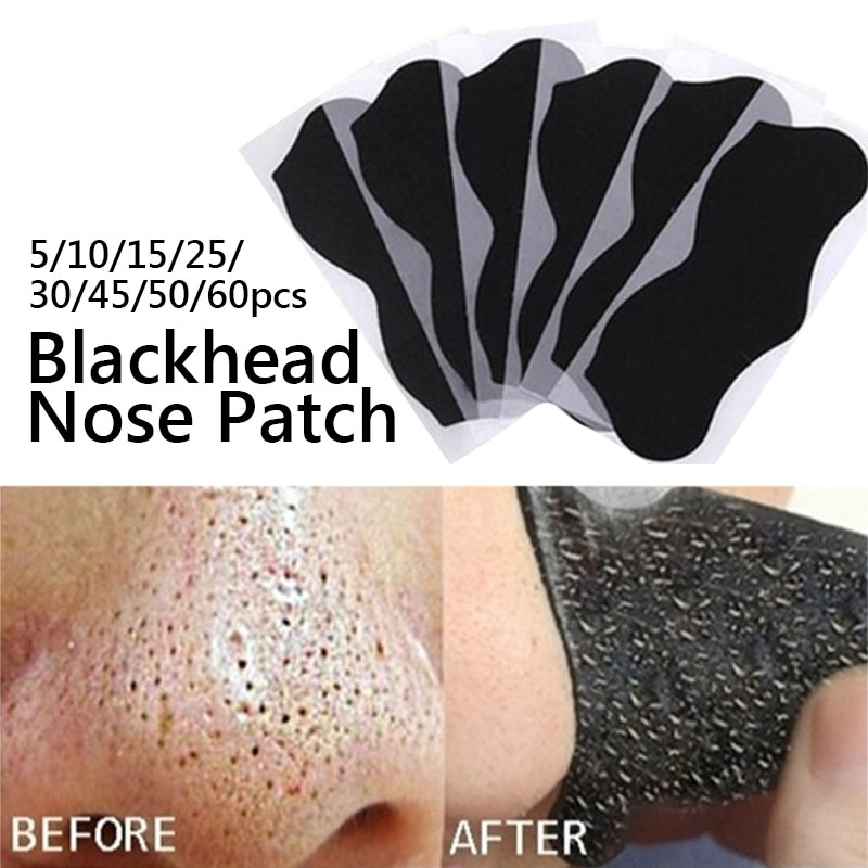 dead sea mud mask deep cleaning black mask hydrating acne blemish clearing lightening moisturizer nourishing pore face cleaner Nose Blackhead Remover Strip Acne Treatment Mask Nose Sticker From Black Dots Cleaner Nose Pore Deep Cleaning Skin Care Set