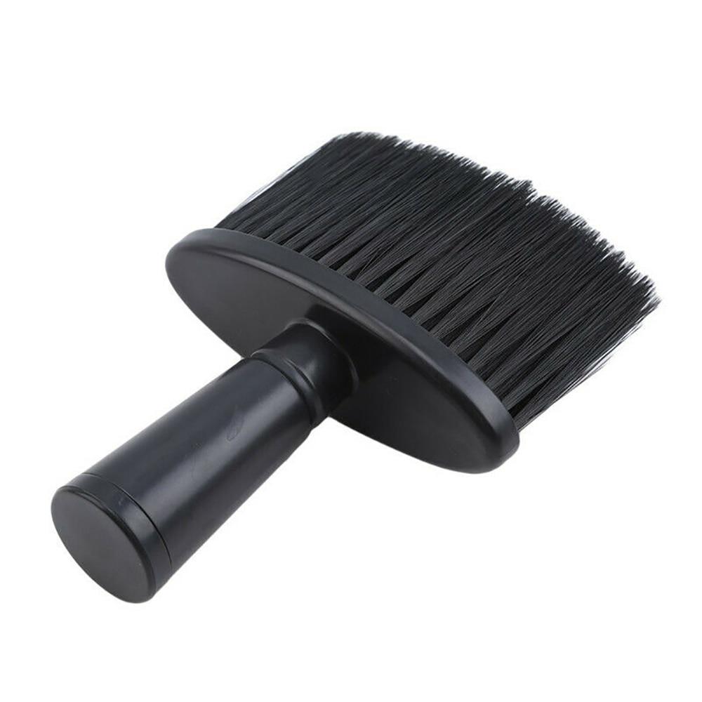 Cuello plumero limpiar cepillo peluquero corte de pelo Limpieza de barrido estilista herramienta nuevas herramientas de peluquería accesorios de salón