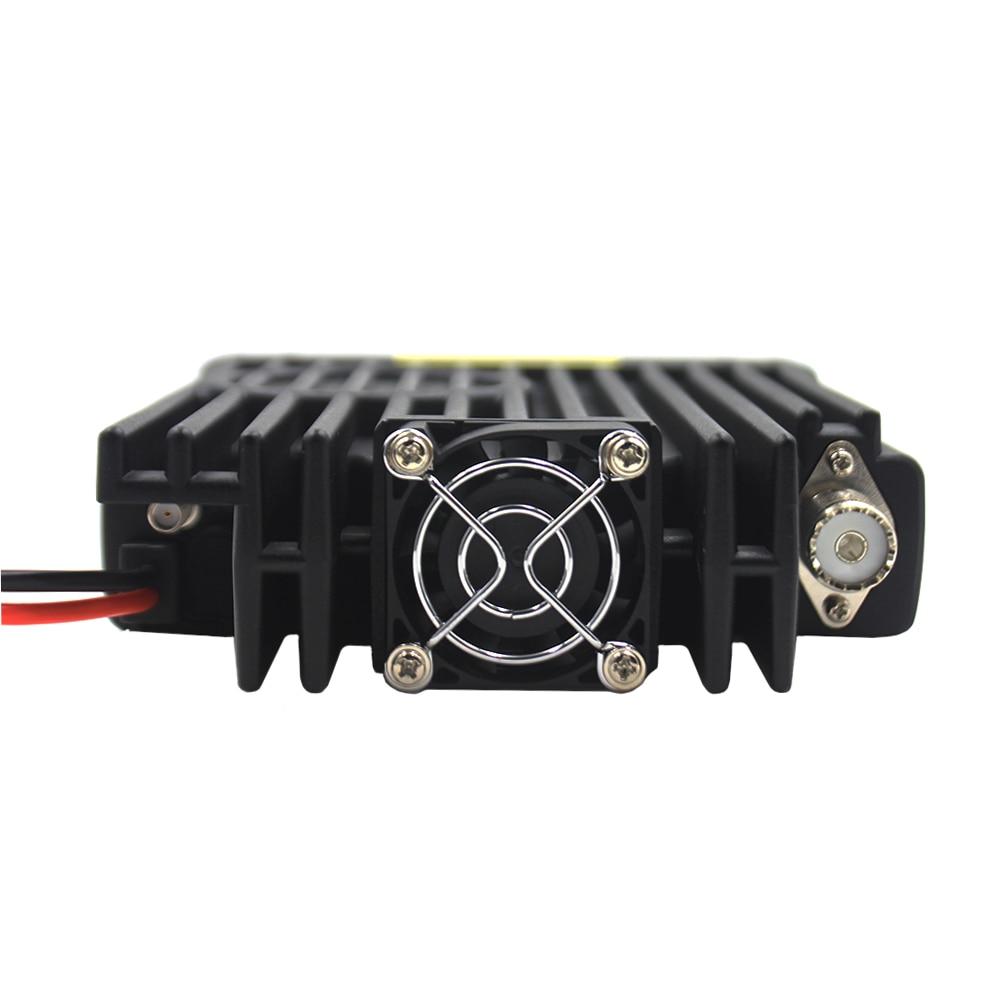 Anytone AT-D578UV PRO DMR and Analog Radio Station 50W VHF UHF GPS APRS Bluetooth Walkie Talkie DMR Car Radio Communicator enlarge