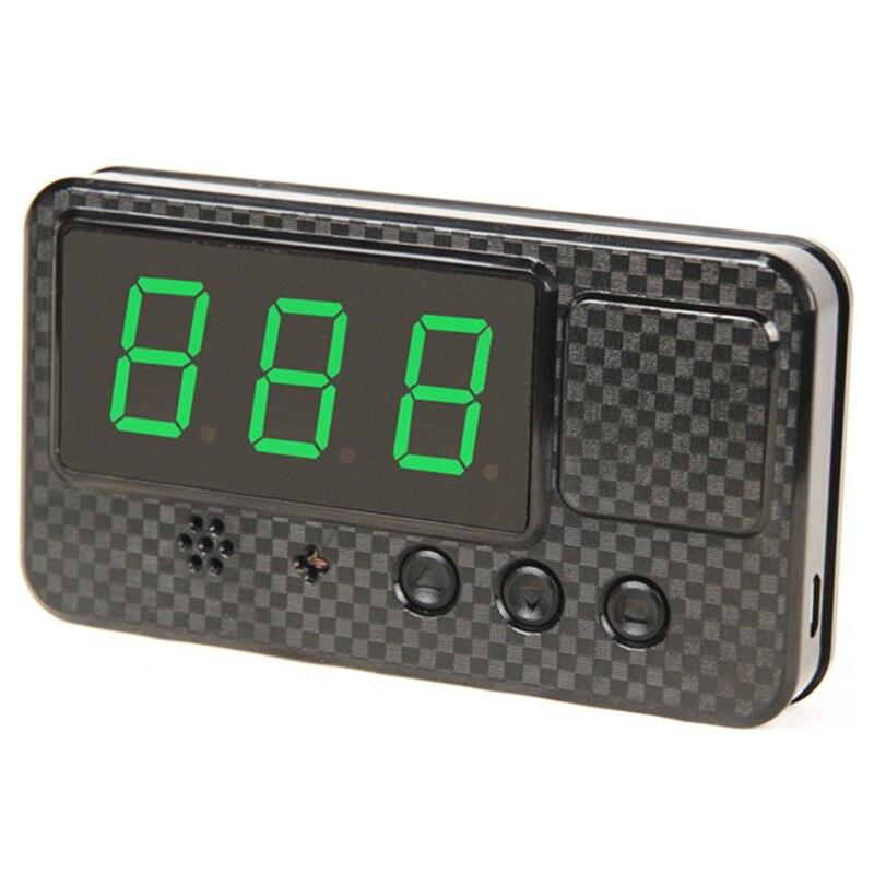 Universal Gps Hud Tacho Head Up Display Auto Geschwindigkeit Display Mit Über Geschwindigkeit Alarm Armband Halter Usb Mph Km/H Für Alle Vehic