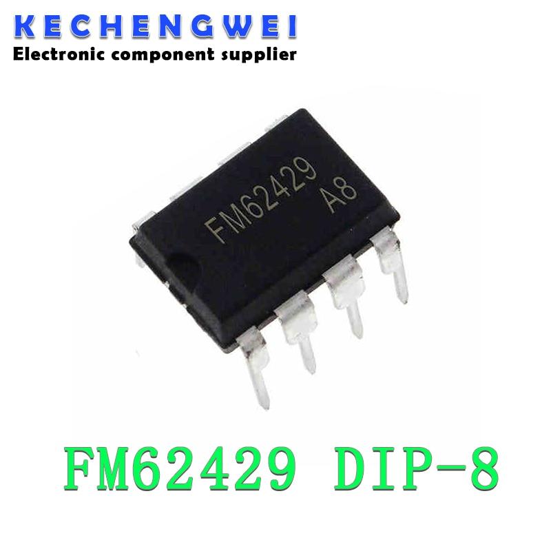 10 шт./лот FM62429 M62429 DIP-8 чип двухканальный цифровой потенциометр