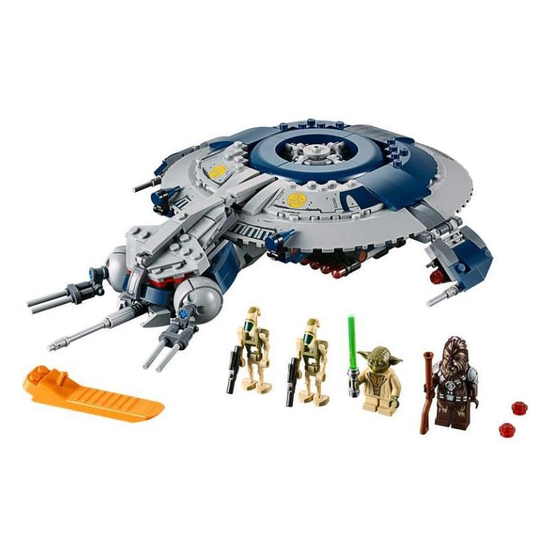 Force Awakens Star Set Wars TIE Fighter Bricks For Resistance Black Ace TIE Interceptor Building Blocks Toys For Boys 75233 7524