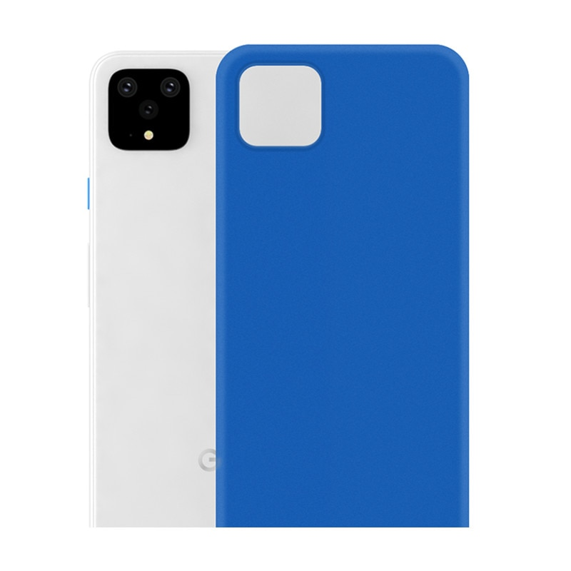 Capa ultraleve para google pixel 1, 2, 3, 4 pixel, 4 xl, protetor ultrafino macio, pp tampa traseira do telefone para pixel4 coque