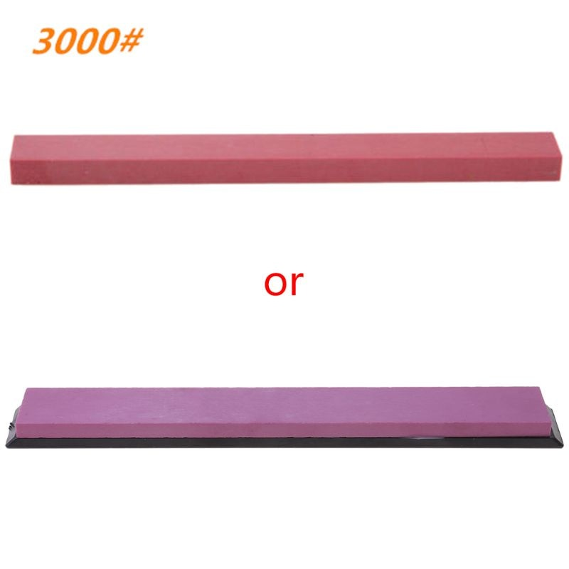 Фото - C90D Грит #3000, прямоугольный рубиновый нож, точильный шлифовальный камень, точильный камень, полировальный камень камень точильный 3000 183x63x20