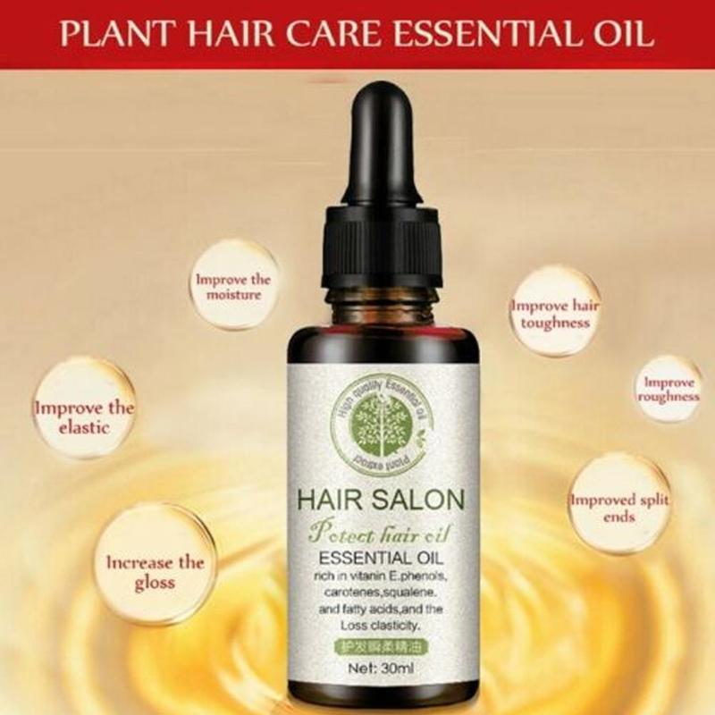 Hair Regrow Liquid Regrowth Essential Oil Serum Hair Repair Hair Fast Treatment Hair Essence Regeneration Loss Growth Preve C5Y4