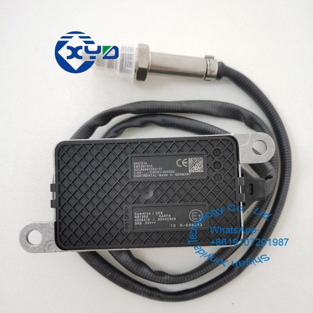 XINYIDA горячая Распродажа хорошие отзывы 5WK96751A 4326470 азота кислорода Сенсор 5WK9 6751A NOX Сенсор