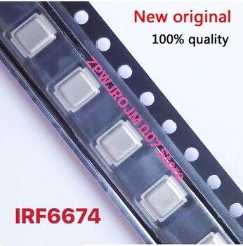 10pcs IRF6674 6674 IRF6674TRPBF QFN