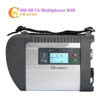 v2021 3 mb star c4 sd connect diagnosis interface support wifi for cars and trucks diagnostic tool