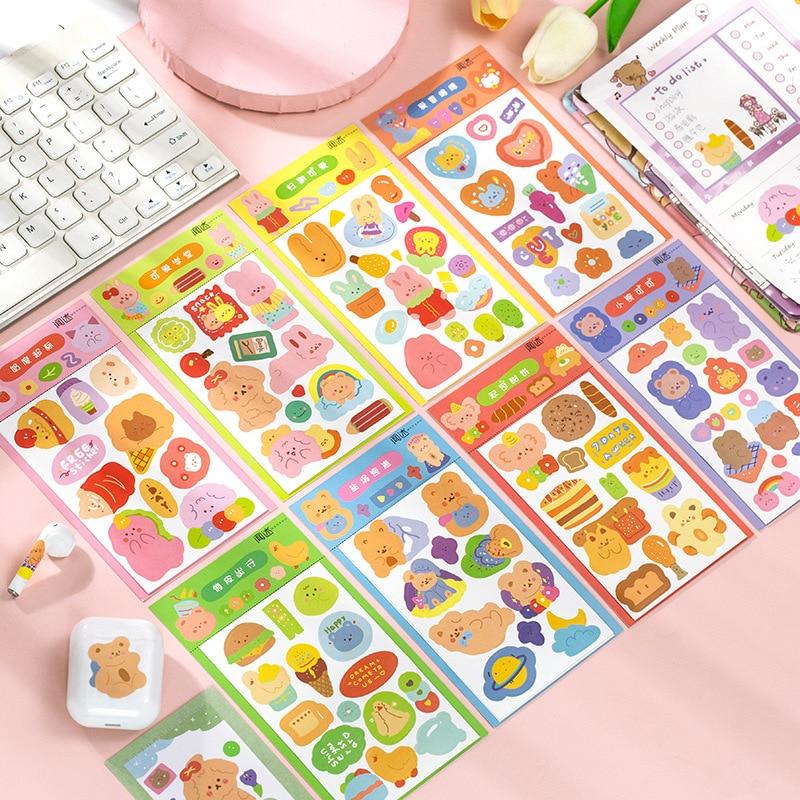 moym-2pc-serie-sweety-simpatici-adesivi-decorativi-creativi-pianificatore-materiali-fai-da-te-scrapbooking-materiale-scolastico-fisso