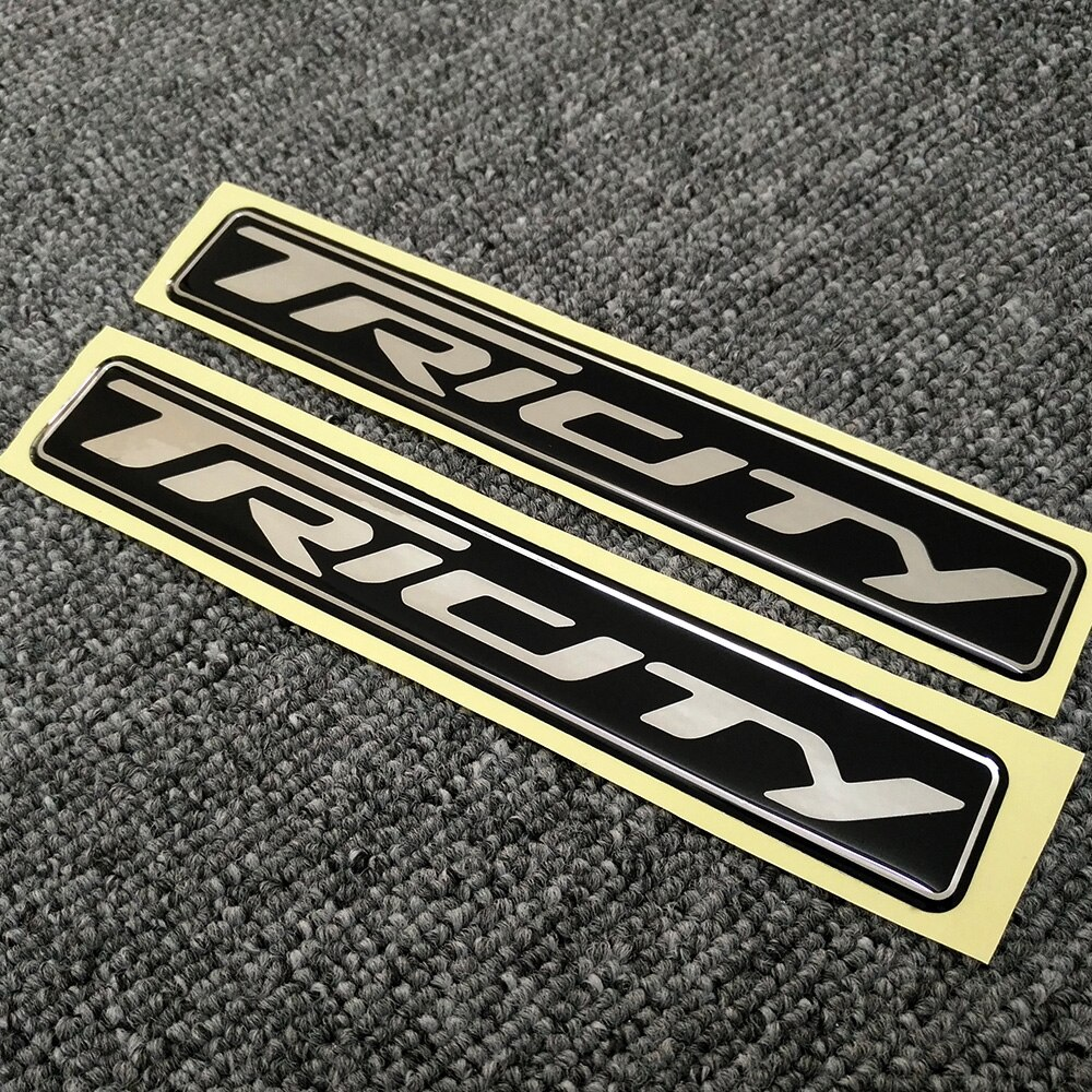 Tricity 125 300 pegatinas para Scooter para motocicleta Yamaha emblema insignia calcomanías de Logo Tank Pad Cover accesorios 2016 2018 2019 2020