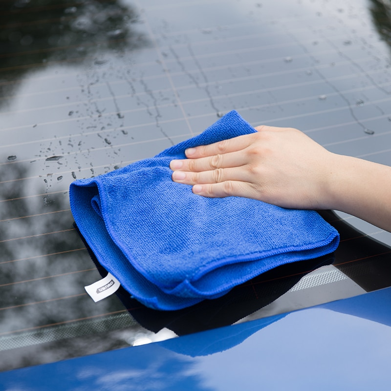 Car Wash Towel Car Wash Microfiber Towel Car Cleaning Drying Cloth Hemming Car Paint Care Cloth Detailing Auto Accessories