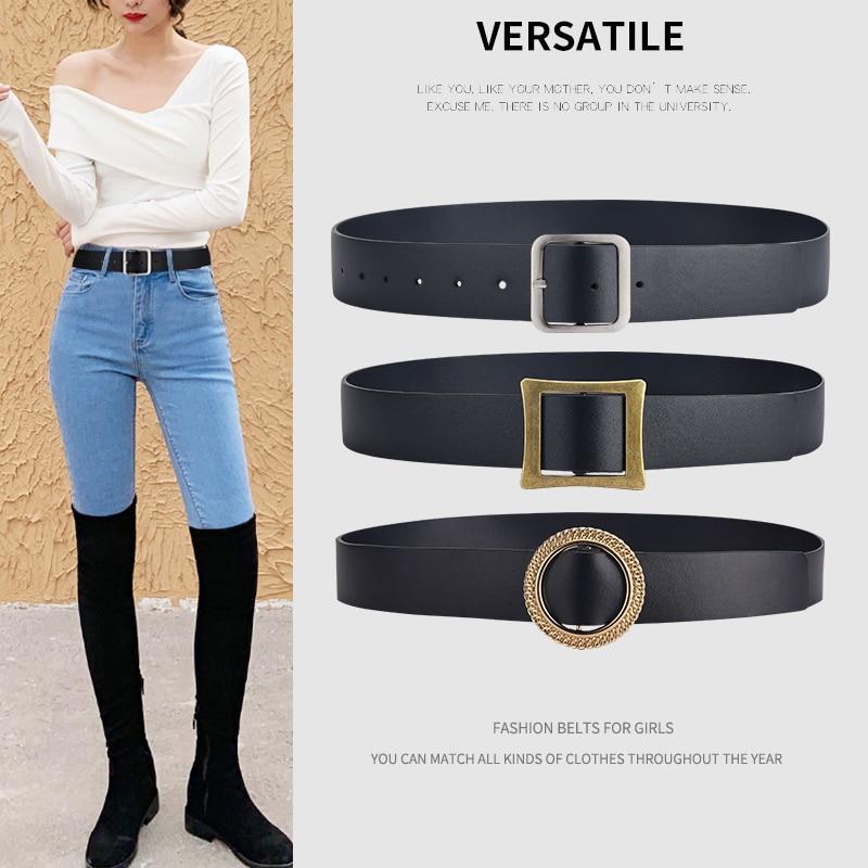 aliexpress.com - DWTS Female Square Buckle Belt Women Belt For Jeans Belt Female  Women's Fashion Jeans Vintage Belts For Ladies Leisure Dress