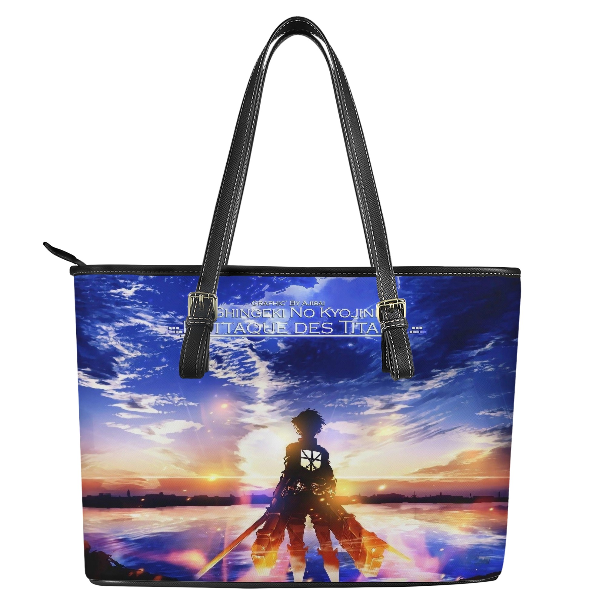 حقيبة يد نسائية من جلد البولي يوريثان ، حقيبة كتف نسائية مطبوعة ، حقيبة كتف ، 2021