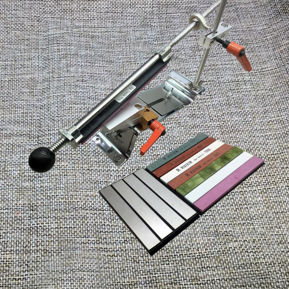 Sharpener de faca, ferramenta Pro máquina Sharpener para facas de moagem Borda Pro Ápice Réplica de Metal pasta Lâmina reversão