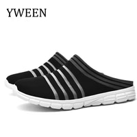 yween men sandals 2021 new summer unisex style fashion light empty casual slipper men leisure shoes large size 36 46