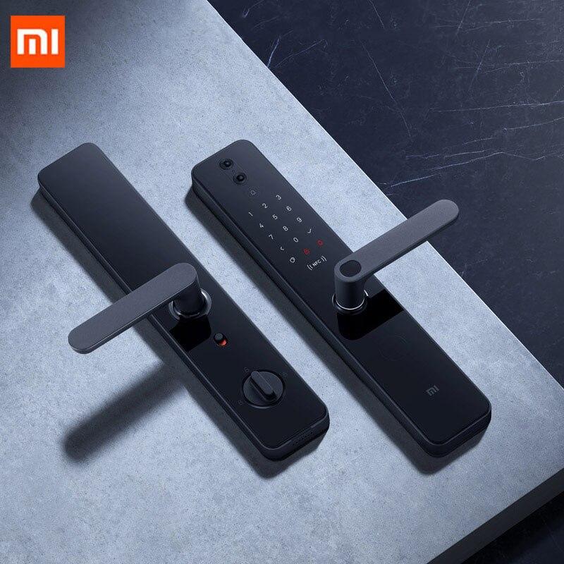 Fechadura da Porta Detecção de Porta Maneiras de Desbloquear Quente Xiaomi Inteligente Câmera hd Interfone Remoto Eletrônico Campainha Alarme 7 Segurança mi Pro