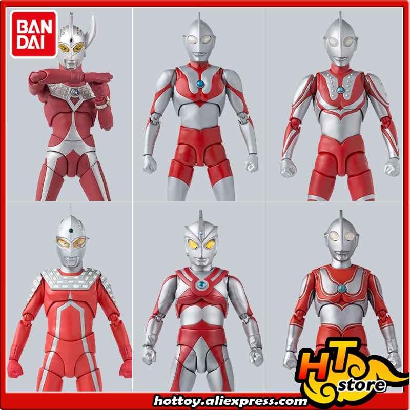 BANDAI SPIRITS-figura DE ACCIÓN DE Tamashii Nations S.H.Figuarts (SHF), Ultraman zofy Ultra Seven, Jack Ace Taro
