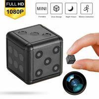 Мини-камера ночного видения, 1080P, мини-видеокамера, цифровая видеокамера, диктофон, микро камера с поддержкой скрытой TFcard