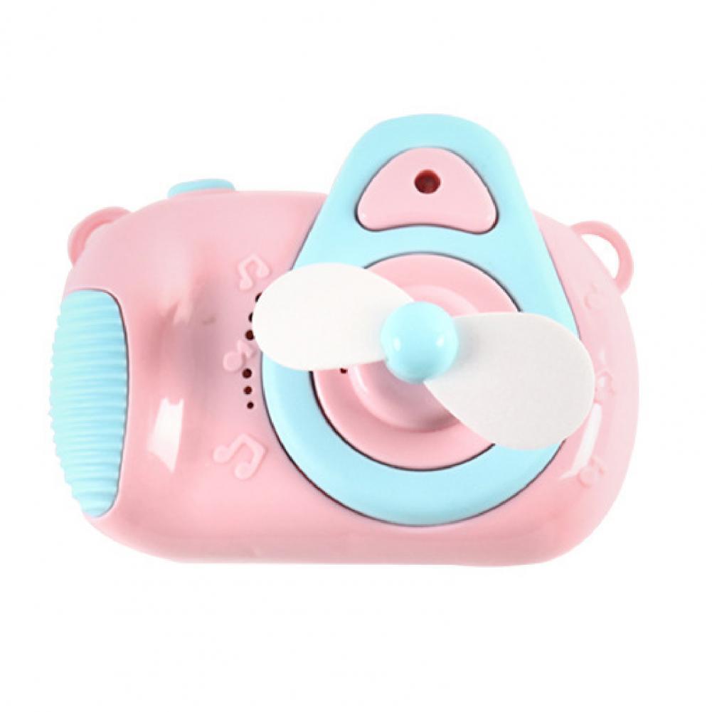 Прочная пузырьковая машина, нескользящая портативная Яркая Цветная игрушка для детей