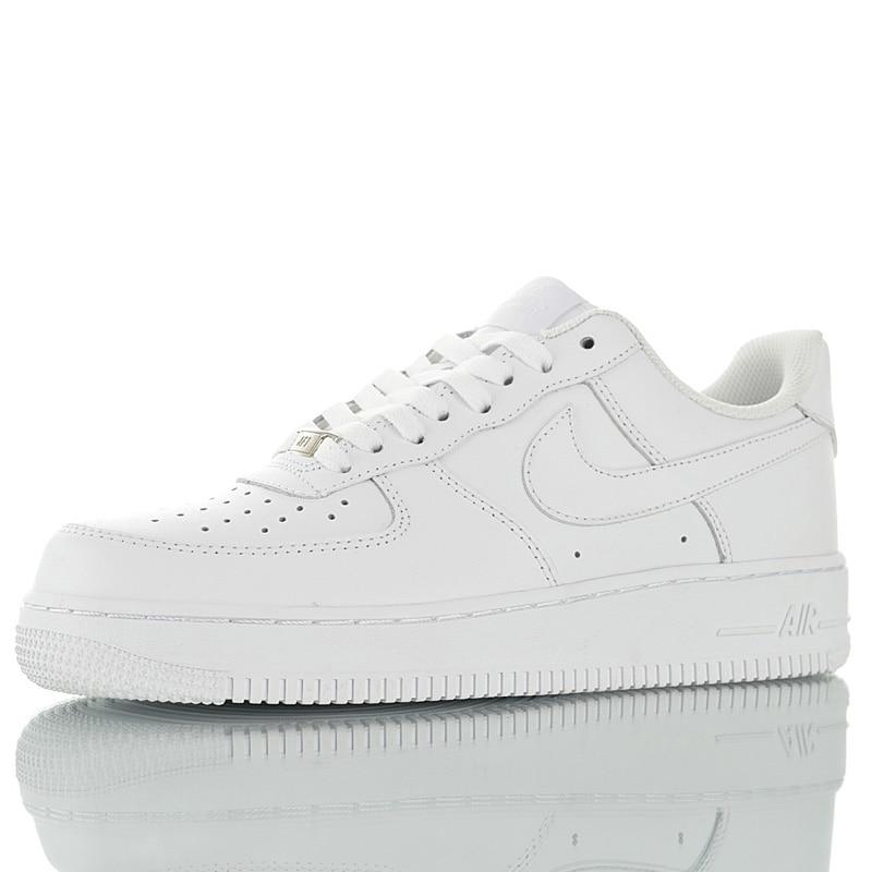 الرجال سلاح الجو 1 الرجعية منخفضة الظل الرجال حذاء كرة السلة الثلاثي أسود أبيض أبتاون النساء الهواء ميد \'07 الرياضة أحذية رياضية احذية الجري